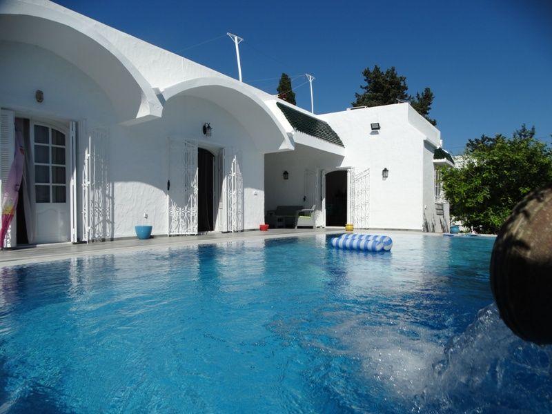 Villa chopinréf:  villa avec piscine