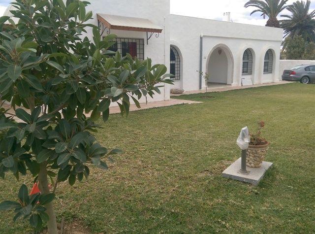 Villa nesrine réf:  les deux oued hammamet