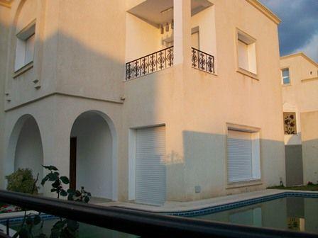 Villa chichkhan 2 réf:location à l'année