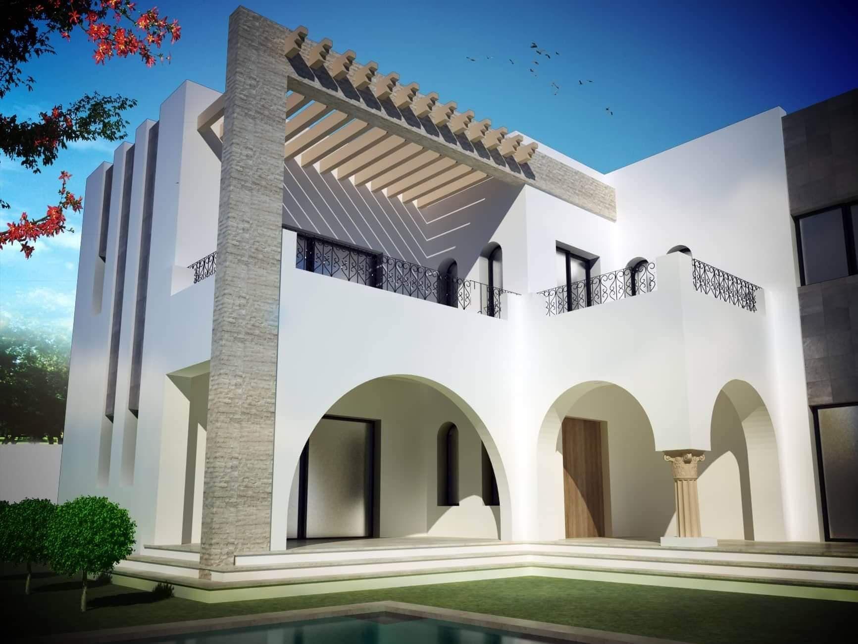 Villa brunella 2 réf:  hammamet opportunité