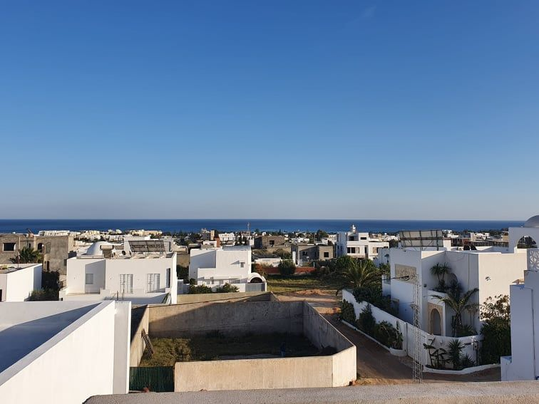 Villa crispo réf:  hammamet une opportunité
