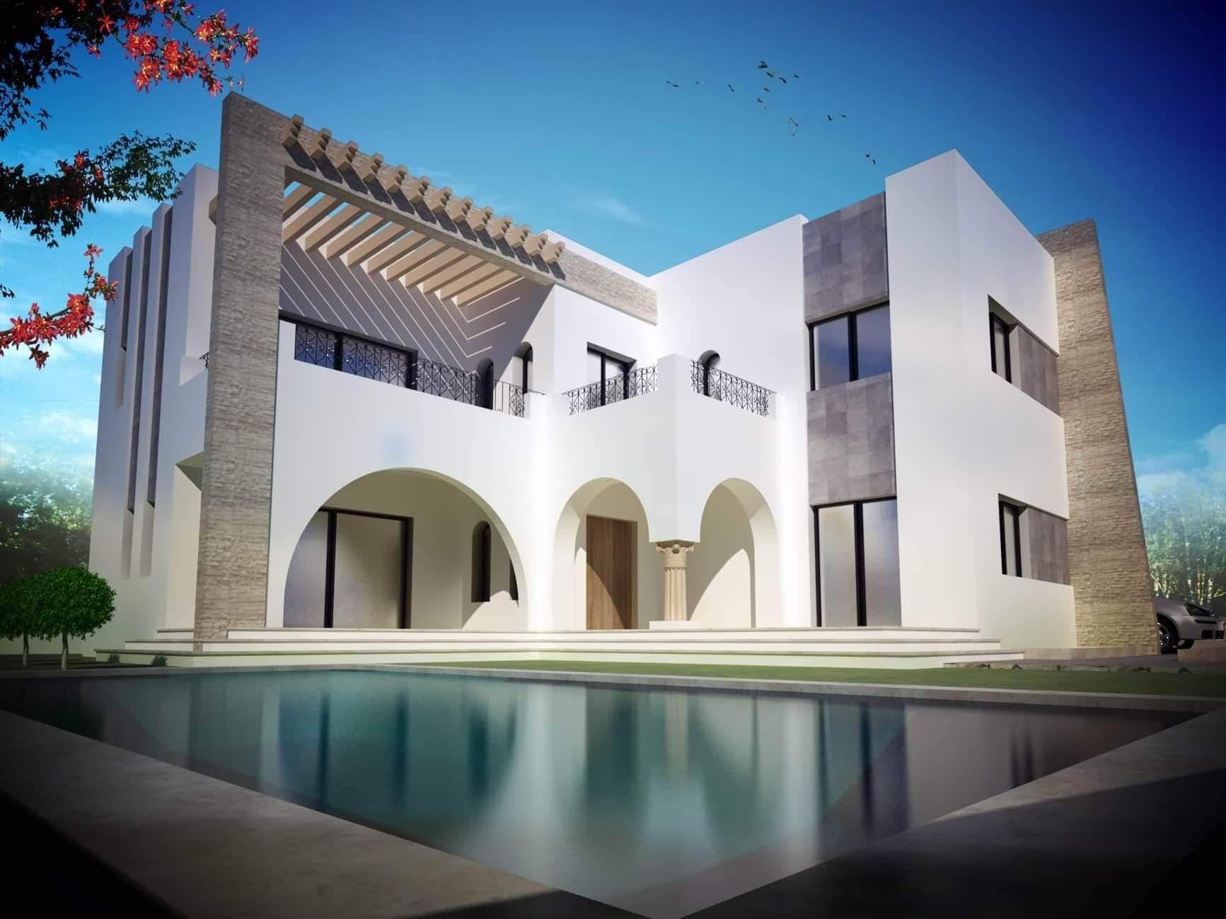 Villa brunella 2 réf: villa avec piscine
