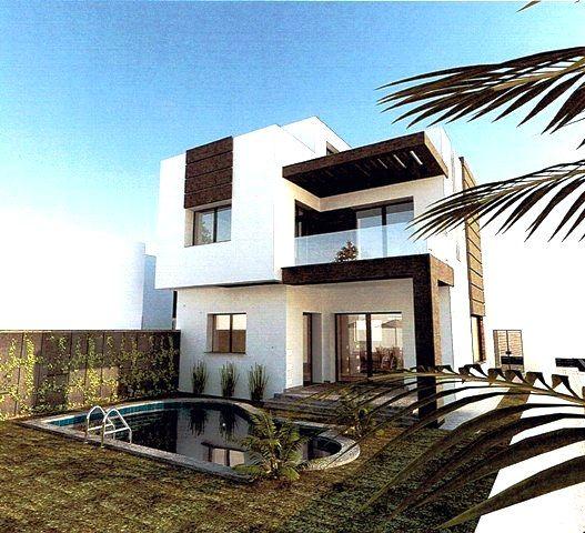 Villa couleur réf: couleur
