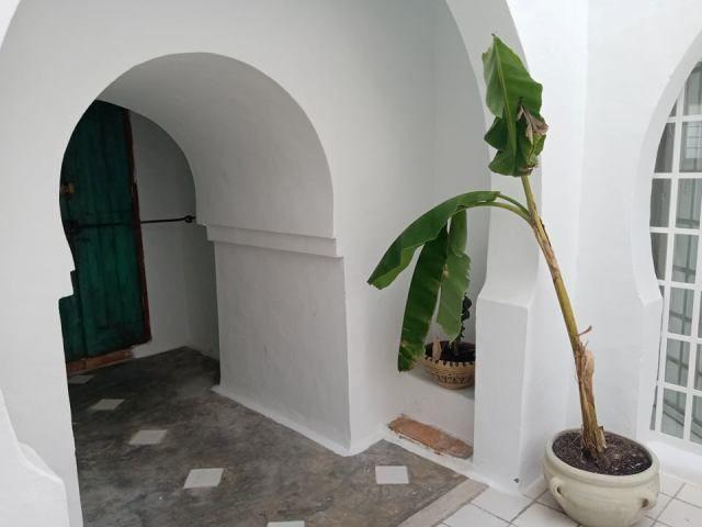 Maison nejma réf:  centre ville hammamet location