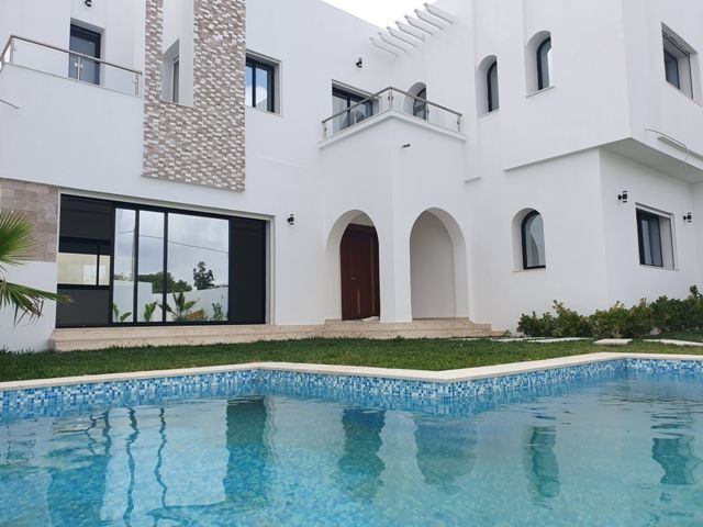 Mes villas de luxe référence: hammamet