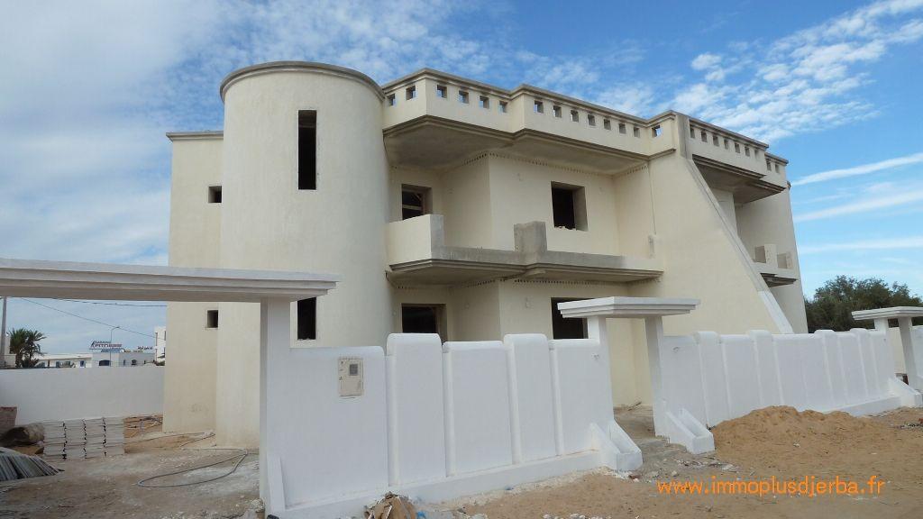 Vente construction djerba maison neuve livr e finie for Vente maison en construction