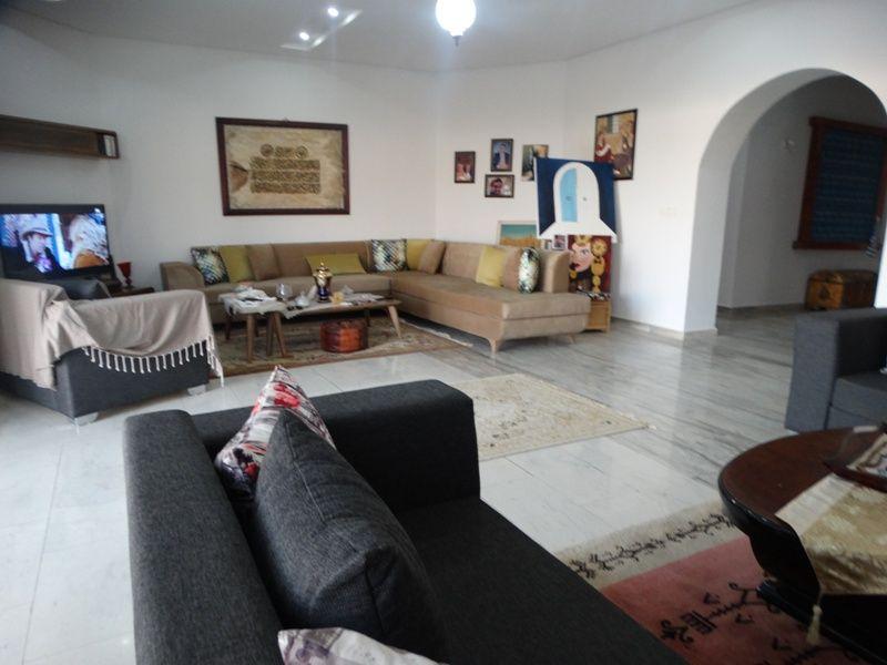 Villa chopittaréf: hammamet