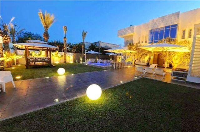 Villa saumon réf:  villa de rêves la de tunis