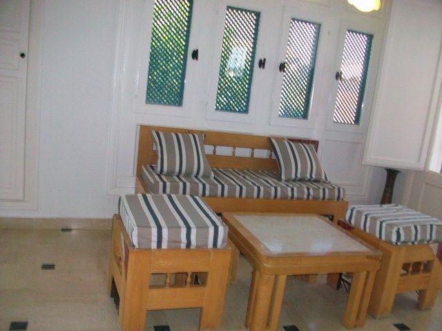 Villa chaabani référence :hammamet