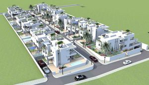 Villa moderne et luxueuse