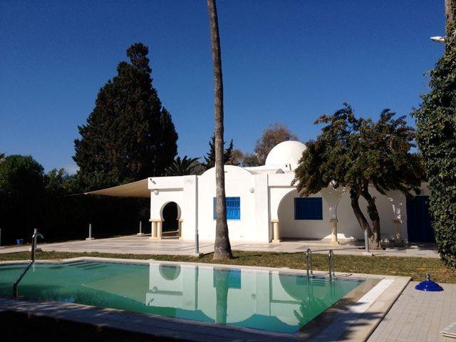 Villa al amir réf:  située à nabeul