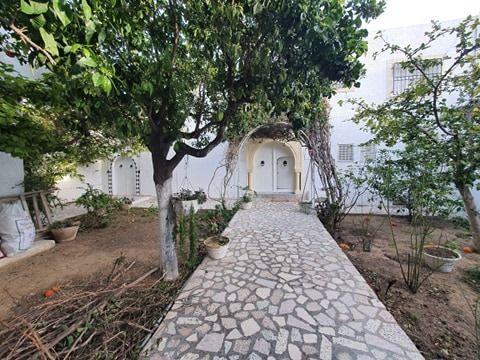 Villa pruneréf:  villa prune hammamet opportunite
