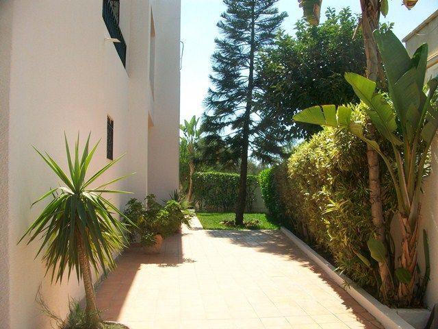 Villa chaabaniréf:  location hammamet opportunité