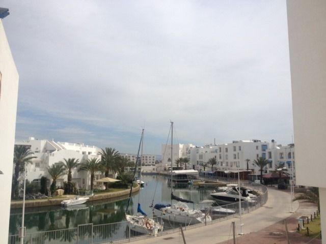 Appartement aziz av à la marina yasmine hammamet