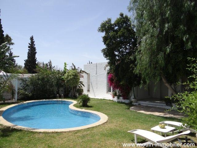 Villa arij hammamet  la corniche a
