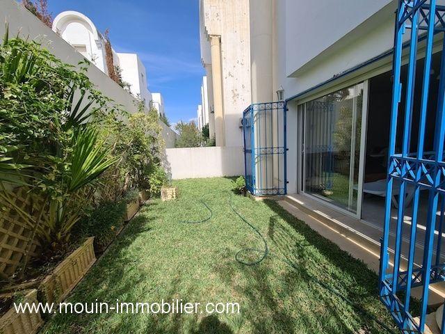 Appartement aldo av à l entrée sud d'hammamet