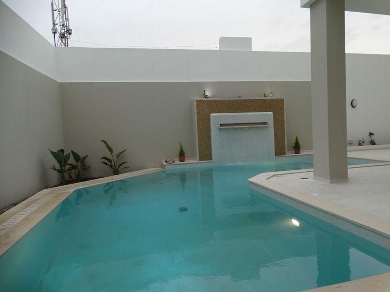 Villa aldoréf:  location à l'année non meublée hammamet