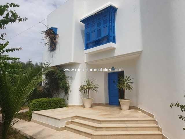 Villa nawres 1 i baraket essahel hammamet a