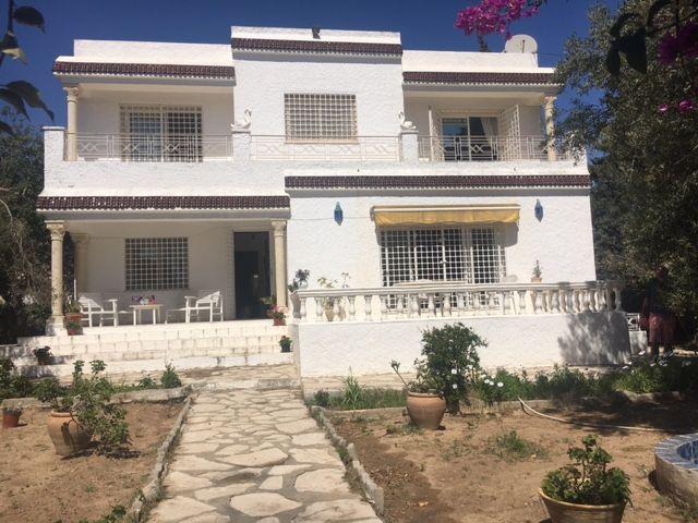 Villa jean claude cii av à hammamet nord