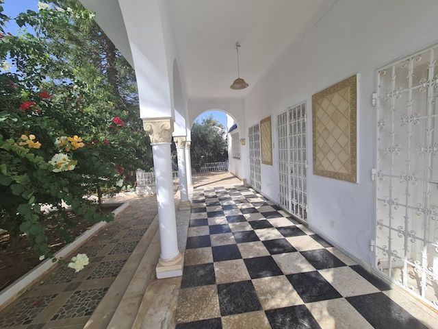 Villa estelle x al à hammamet zone sindbed