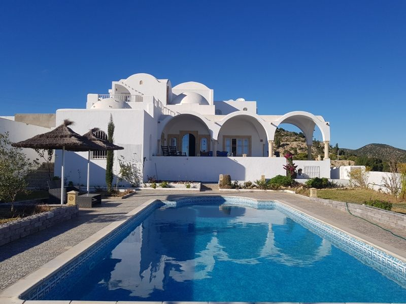 Villa merveilleuse référence: hammamet