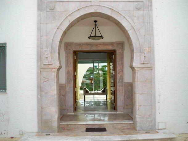 Villa palais m - yasmine hammamet v016
