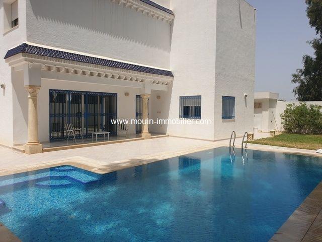 Villa ghousoun ab hammamet sud a