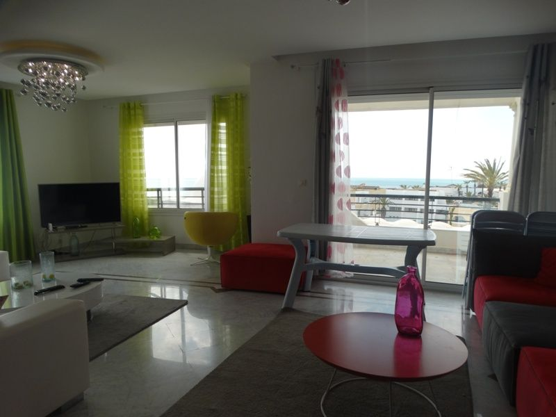 Duplex tropical réf:  duplex au 2eme etage
