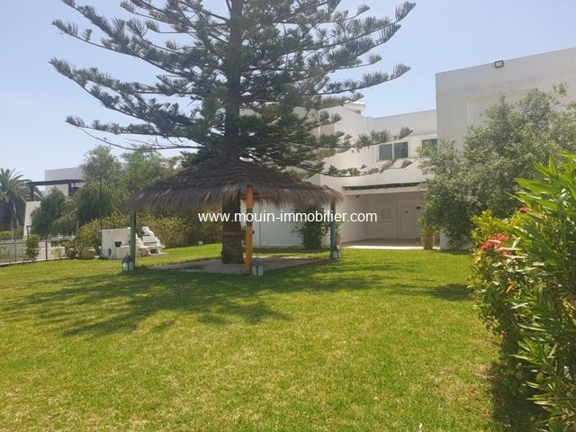 Villa doris ab hammamet nord a