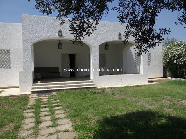 Villa calypso ab hammamet baraket essahel a
