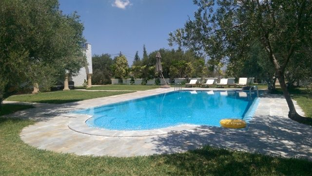 Villa chahrazed réf: location annuelle