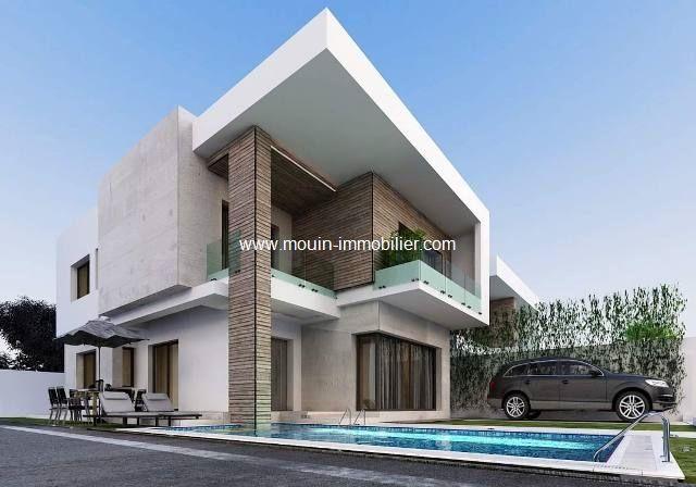 Villa kamela av à hammamet zone ribat