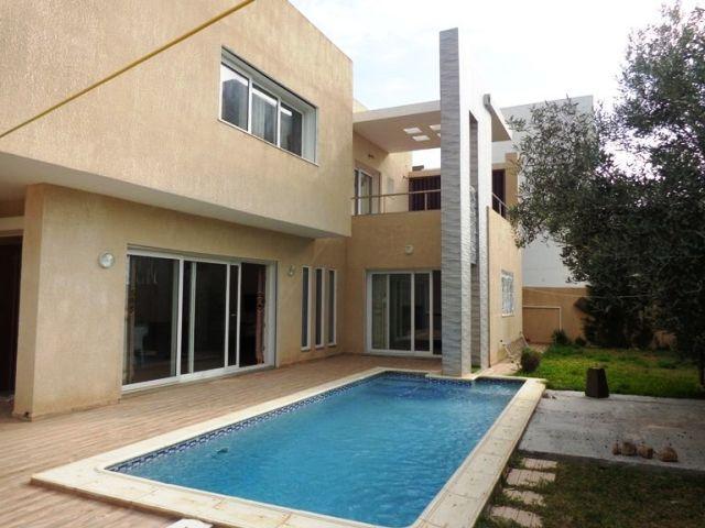 Villa zircon réference: hammamet