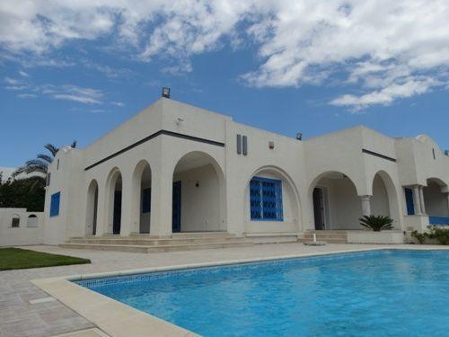 Villa golden réf: située à yasmine hammamet