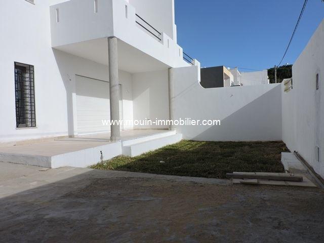Villa novella ab hammamet  zone theatre a