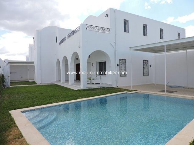 Villa capucine 2 ab hammamet a