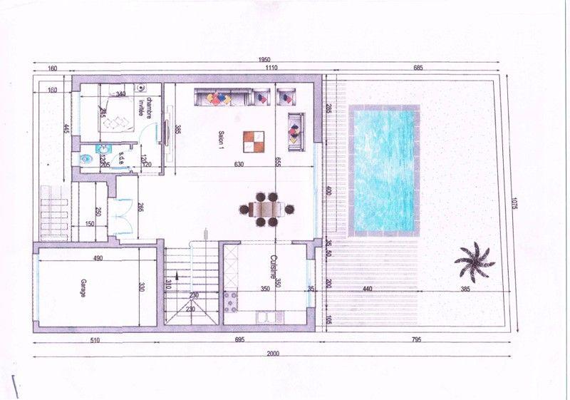 Villa hermes 2 réf: beni khiar nabeul
