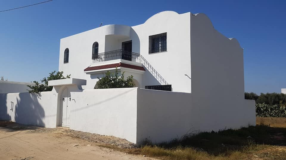 Villa s+4 route birbouregba