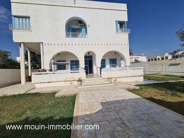 Villa celine av à el menzah