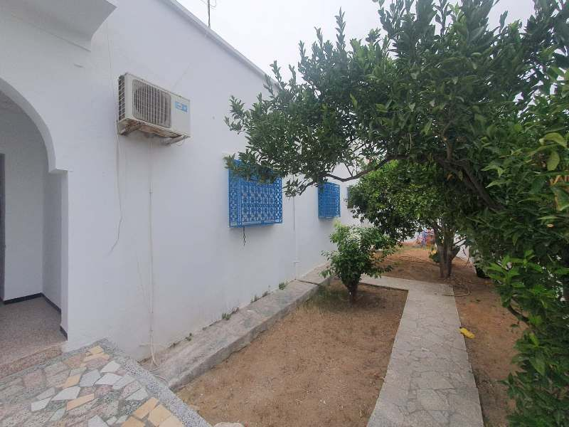 Maison jaziréf:  hammamet location