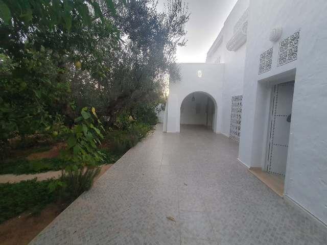 Villa gustoréf:  hammamet location