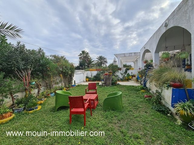 Villa lydia av à hammamet nord mimosas