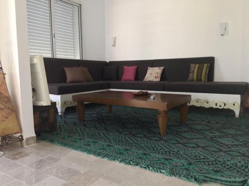 Villa jihen 2réf:  loc annuelle hammamet