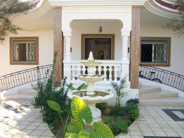 Villa la fontaine birbouregba hammamet a