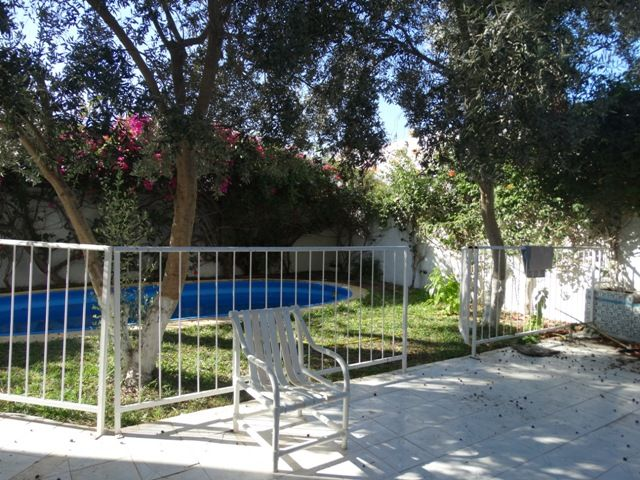 Villa relaxréf:  villa avec piscine à hammamet