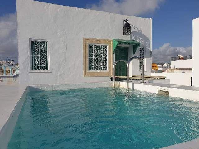 La maison traditionnelle iie hammamet centre a