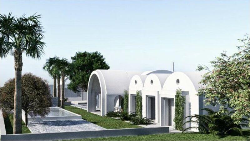 Villa jinen khadijaréf:  villa pour location à l'année