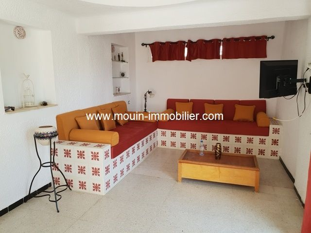 Appartement sousana ii hammamet nord  zone touristique a