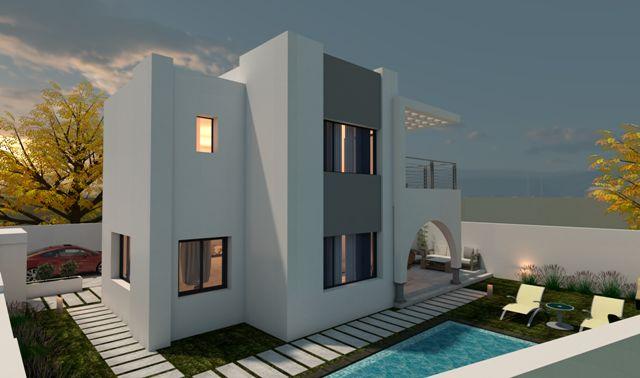 Villa miel réf: vente belle villa de luxe
