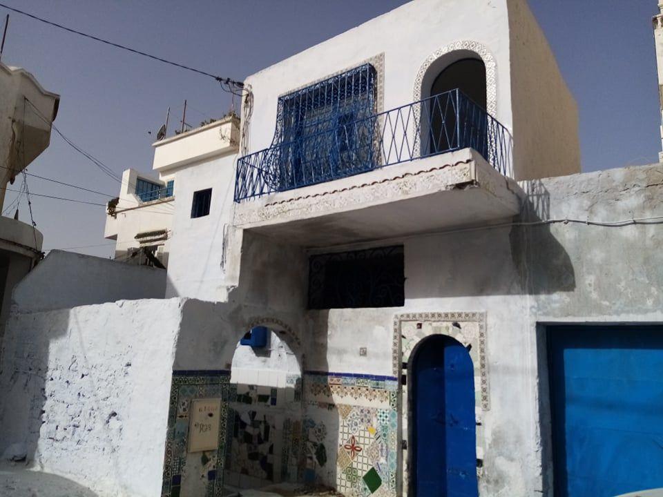 Maison style arabe au centre ville g